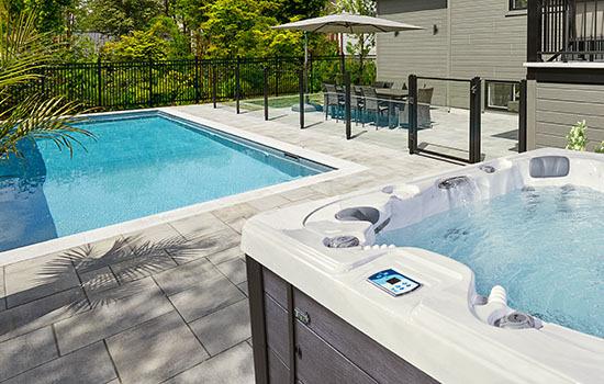 Accessoires de piscines et spas